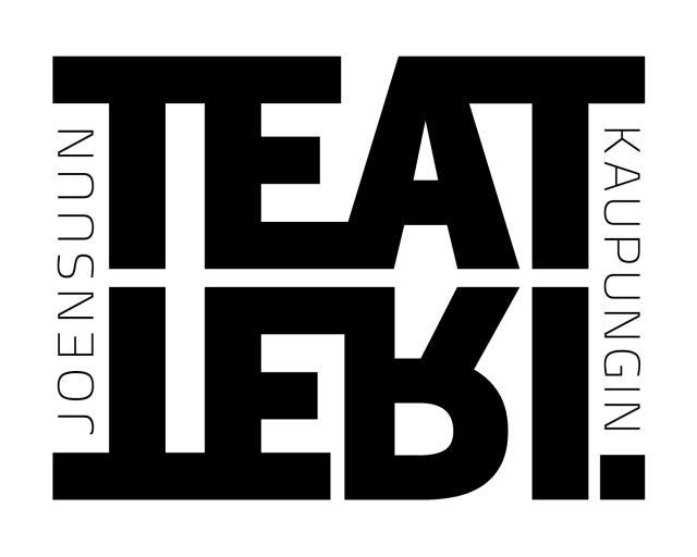 Joensuun kaupunginteatterin logo